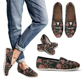 Embroidery Casual Shoes