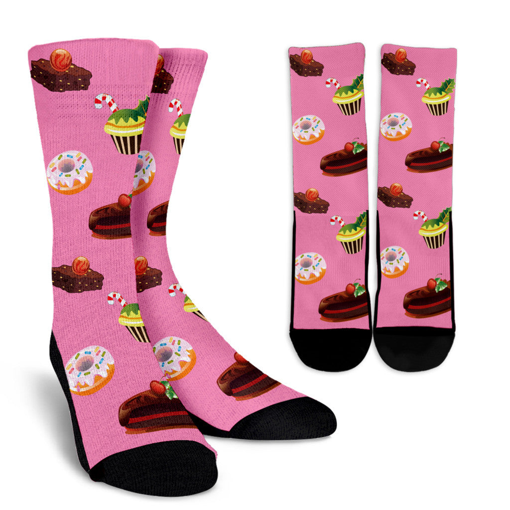 Baked Goods Socks
