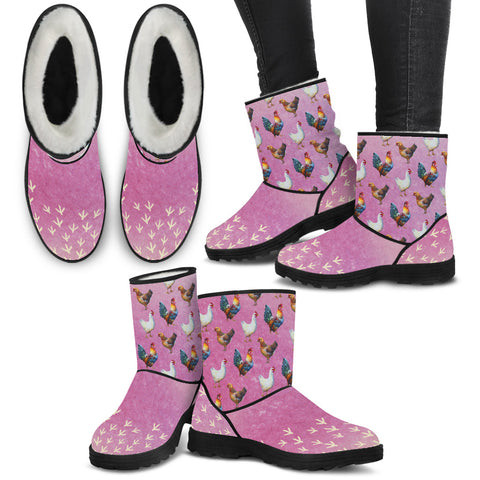 Chicken Lovers Boots-Clearance