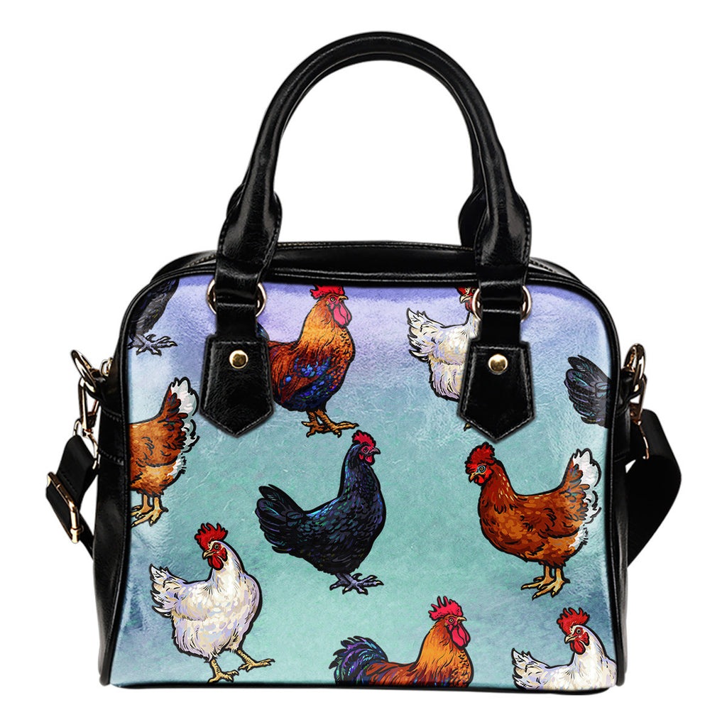 Farm Chicken Handbag