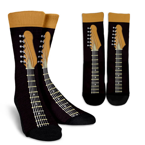 Guitar Neck Socks