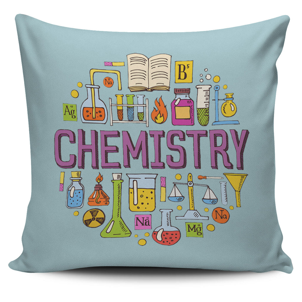 Chemistry Lovers Pillow Cover