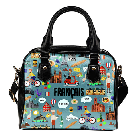 French Teacher Handbag
