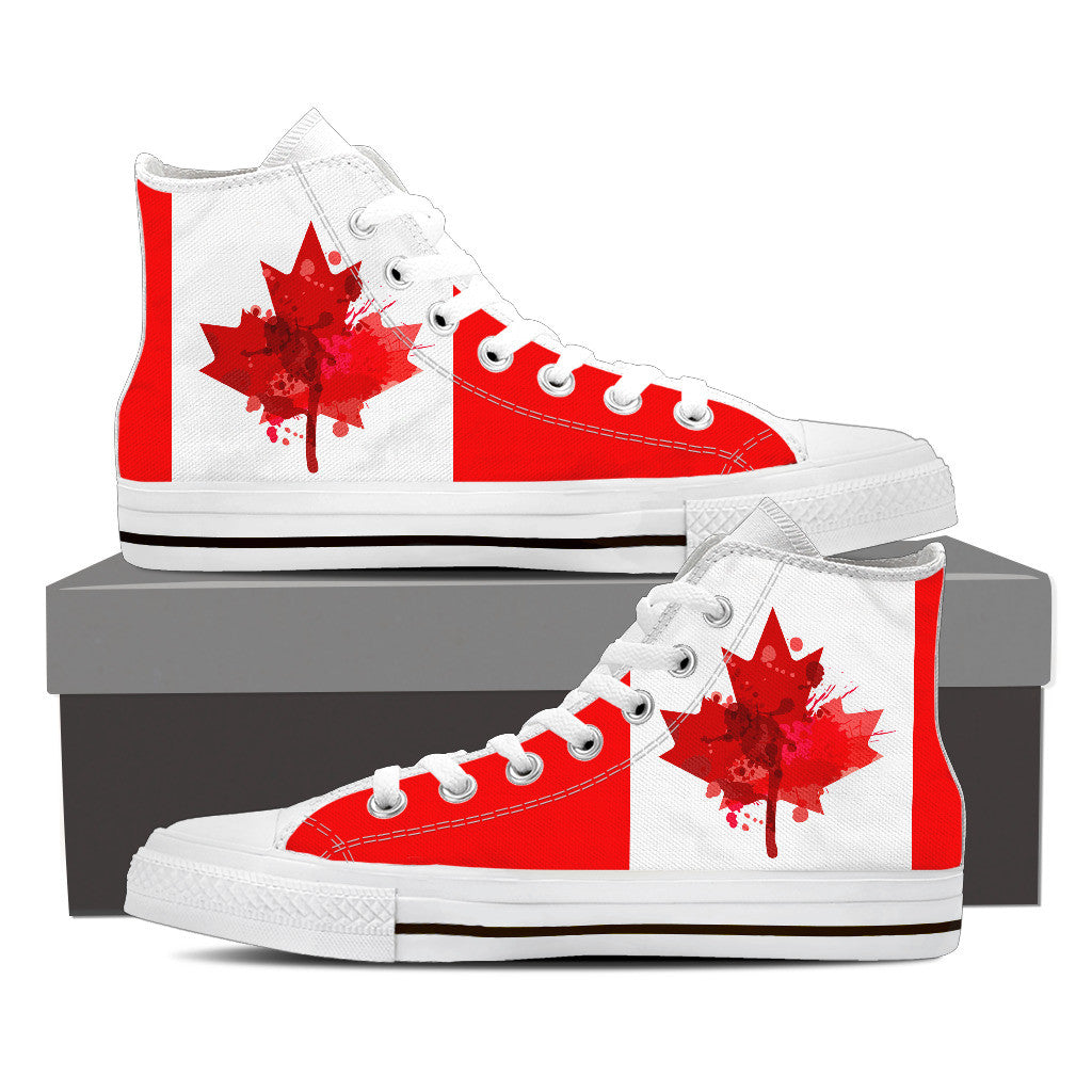 Canadian Pride Shoes