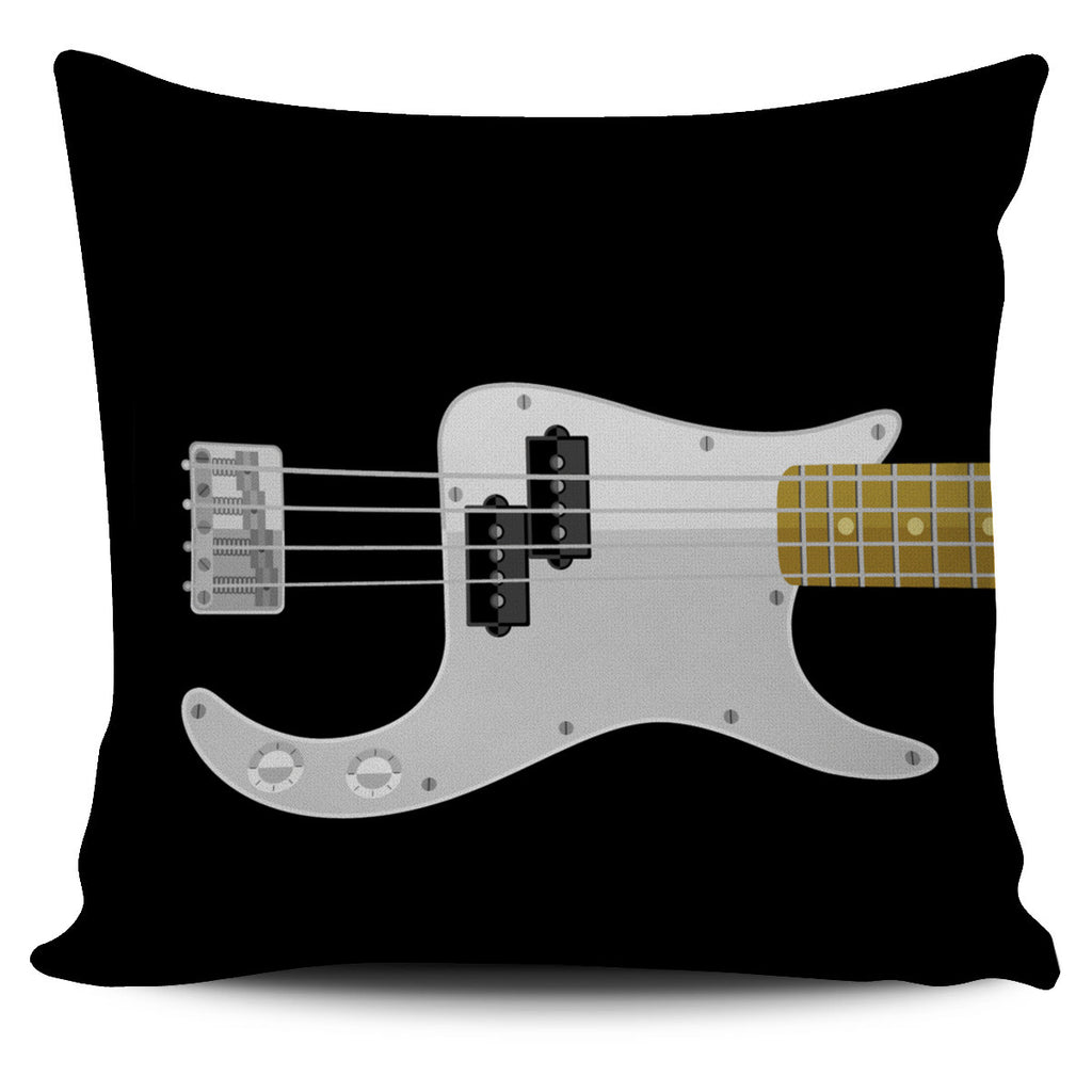 b4cb3508062 Guitar Pillow Covers - Unique Guitar Print Pillow Cases and Covers ...