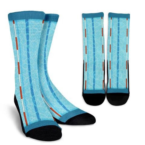 Swimming Pool Socks