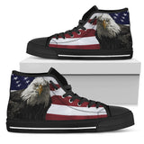 American Eagle High Top Shoes