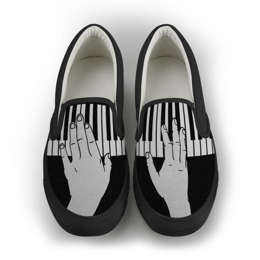 Piano Slip On Shoes