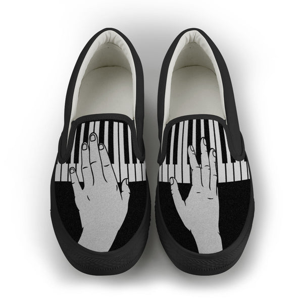 Piano Slip On Shoes – Groove Bags - photo#34