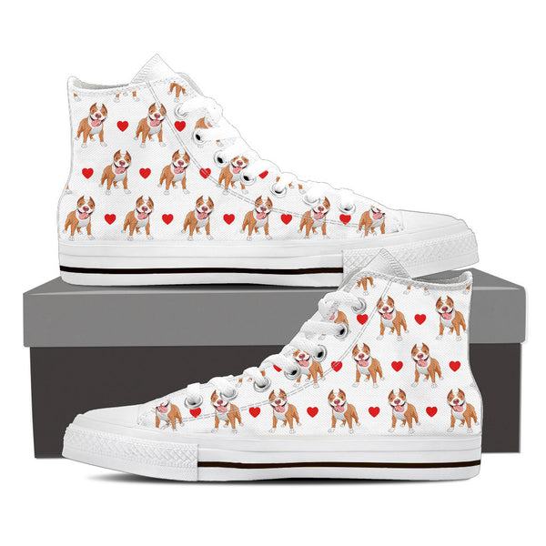 Pit Bull Love Shoes Groove Bags