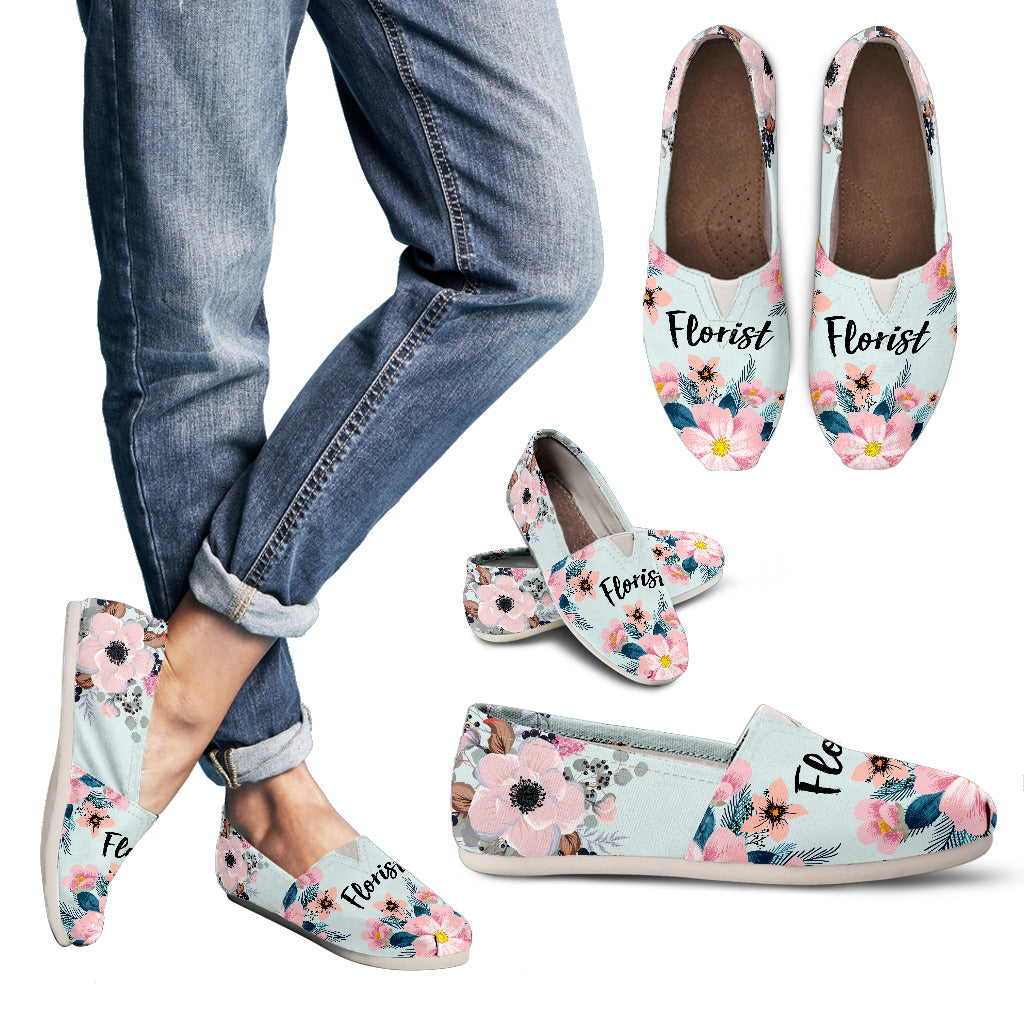Florist Casual Shoes
