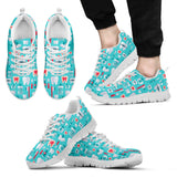Dentist Pattern Sneakers-Clearance