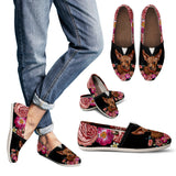 Embroidery Chihuahua Casual Shoes-Clearance