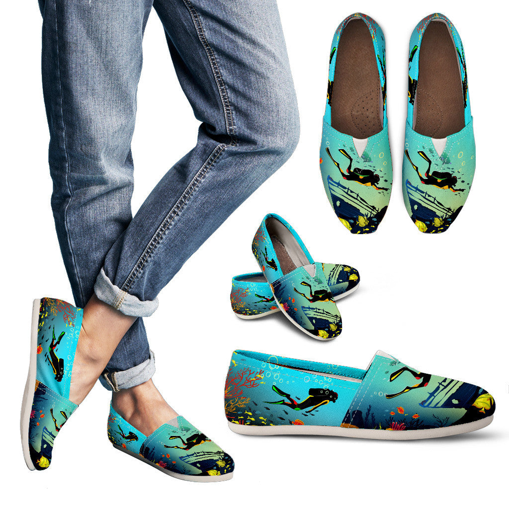 Scuba Casual Shoes