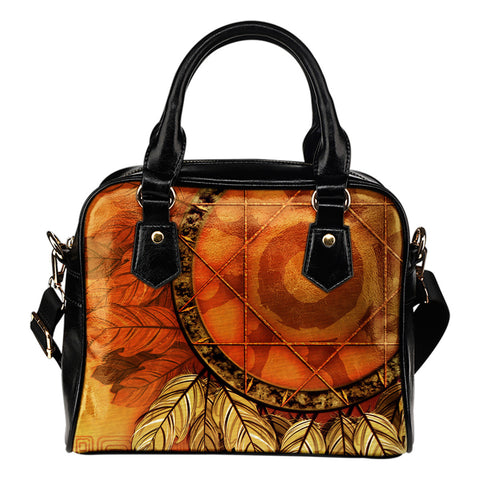 Native American Dream Catcher Shoulder Handbag