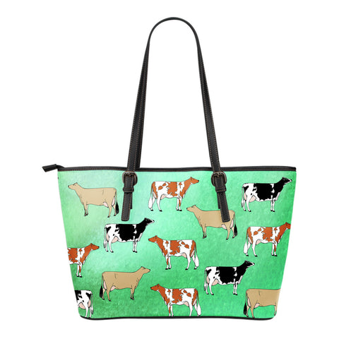 Cow Lovers Tote