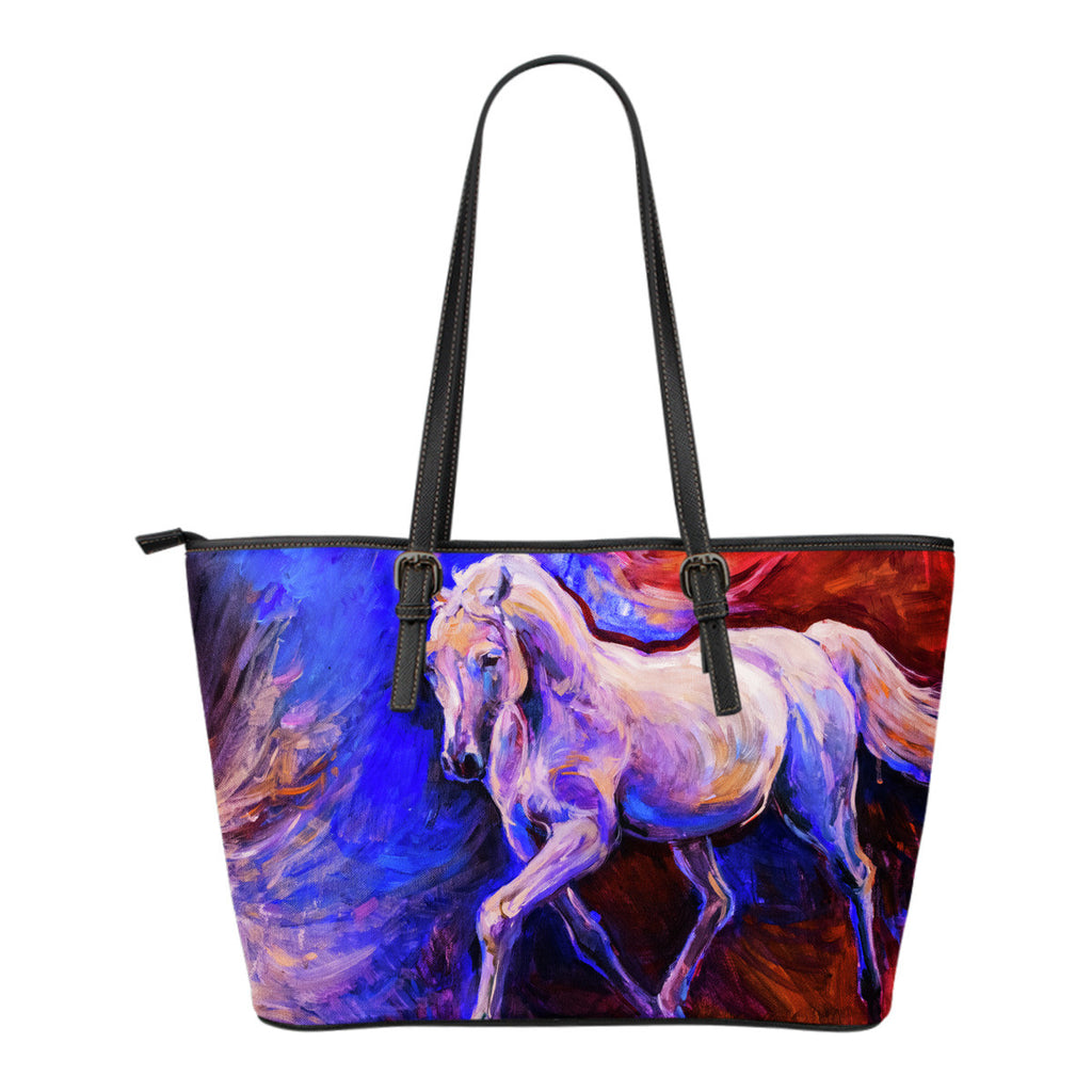 Gorgeous Snake Skin Print Bag Quality Over Quantity Price: Horse Tote Bags