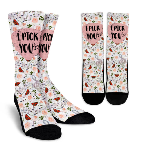 I Pick You Socks