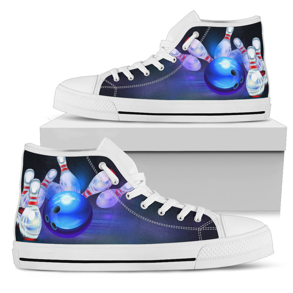 Bowling High Top Shoes