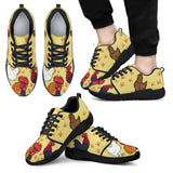 Art Chicken Athletic Sneakers-Clearance