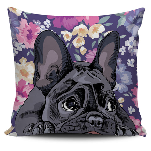 French Bulldog Cutie Pillow Cover