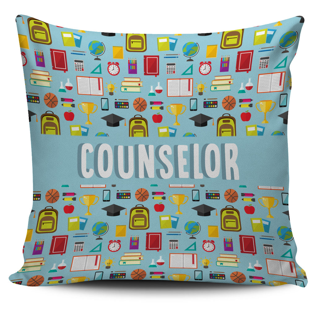Counselor Pillow Cover - Promo
