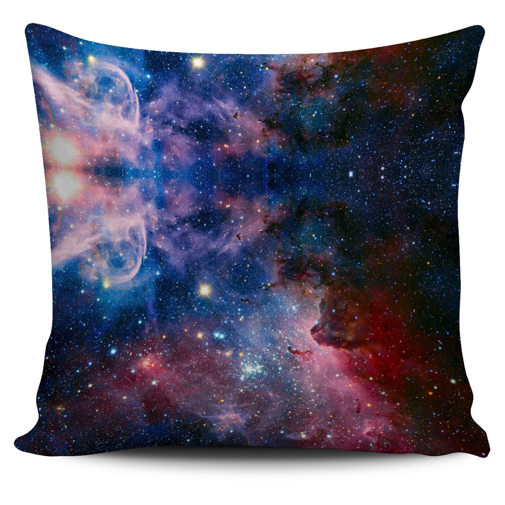 Galaxy Pillow Cover