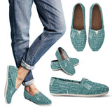 Calculus Pattern Casual Shoes-Clearance