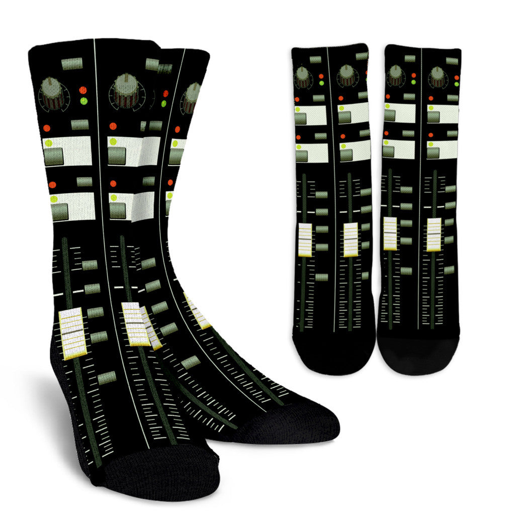 Audio Mixing Socks