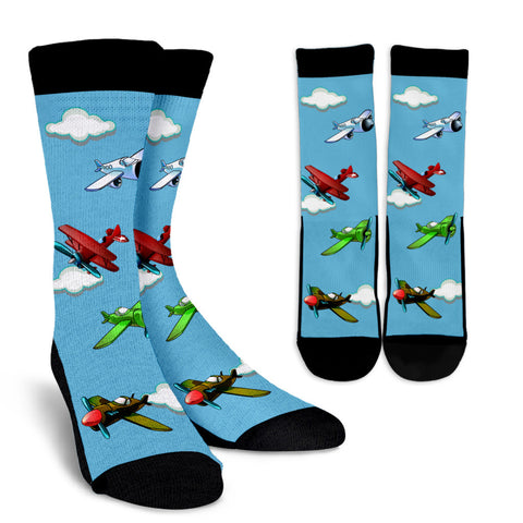 Airplane Socks