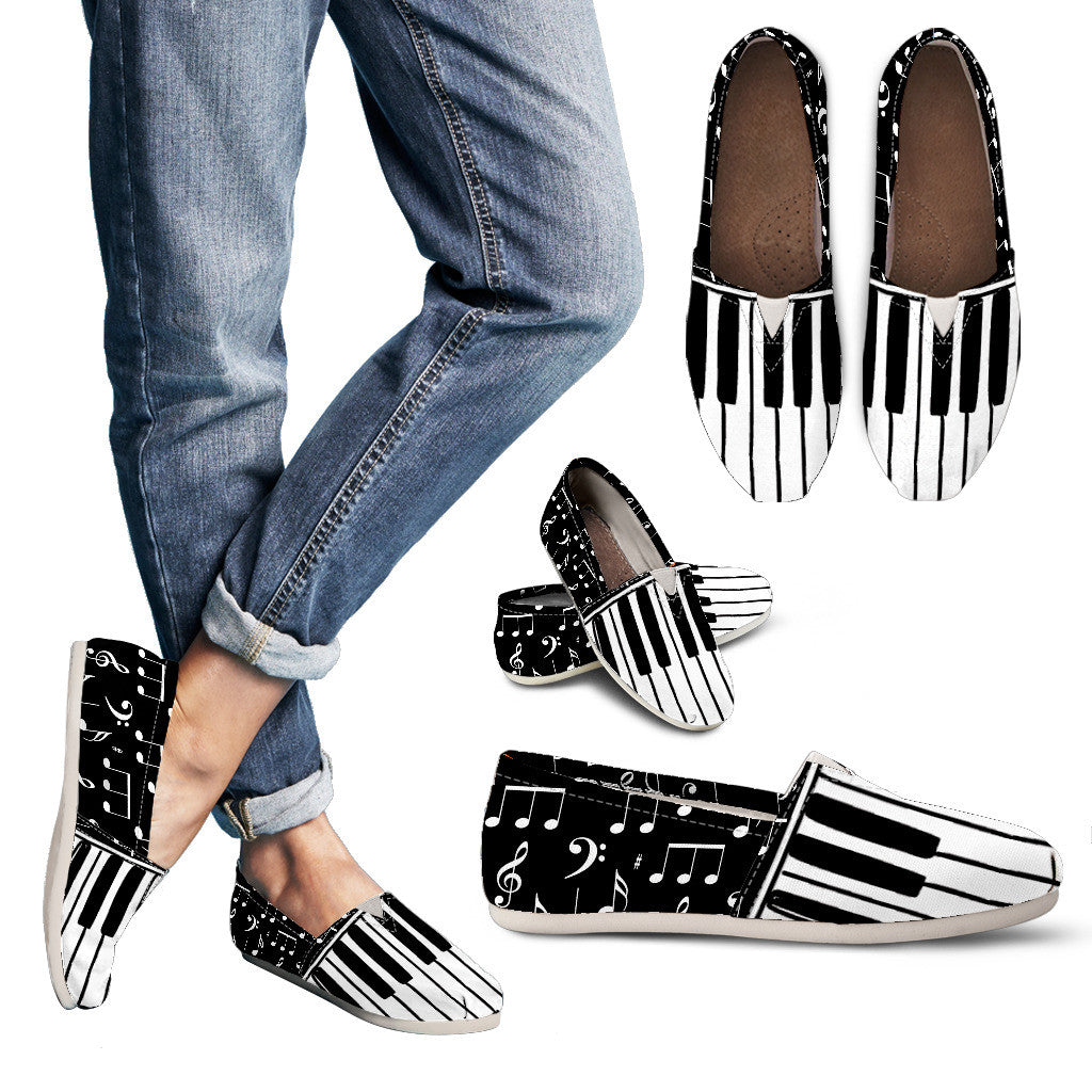 Piano Casual Shoes