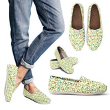 Eye Glasses Pattern Casual Shoes