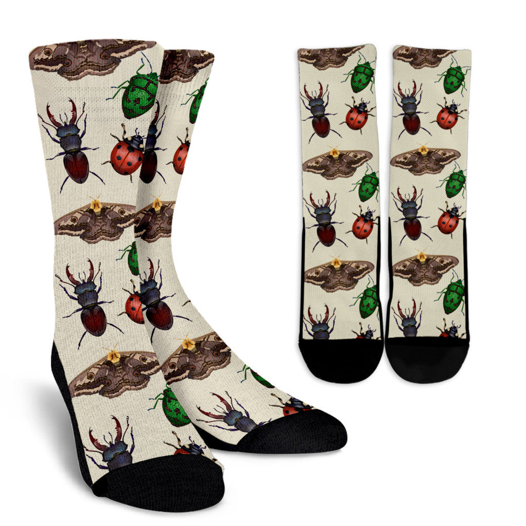 Bug Collector Socks
