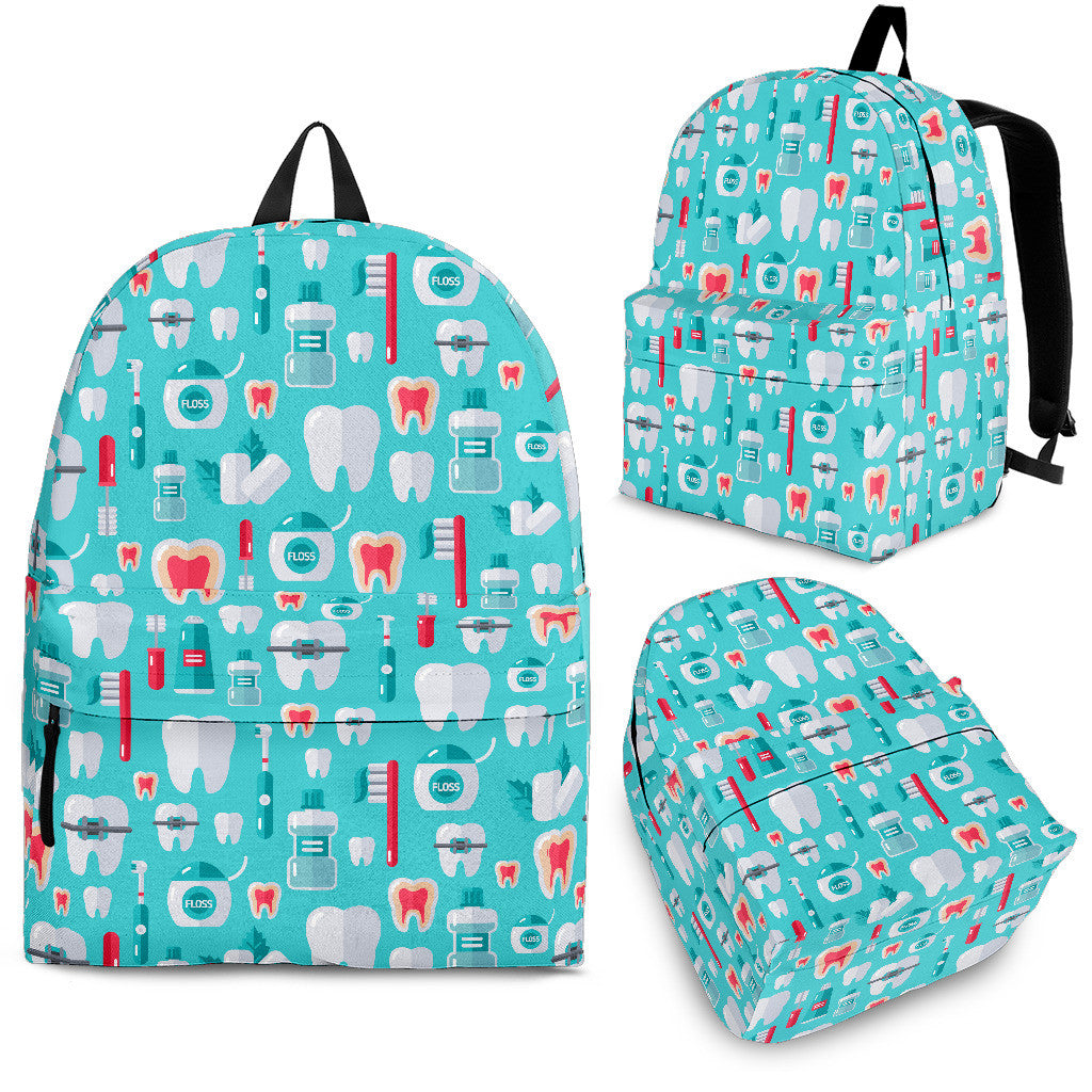 Dentist Pattern Backpack
