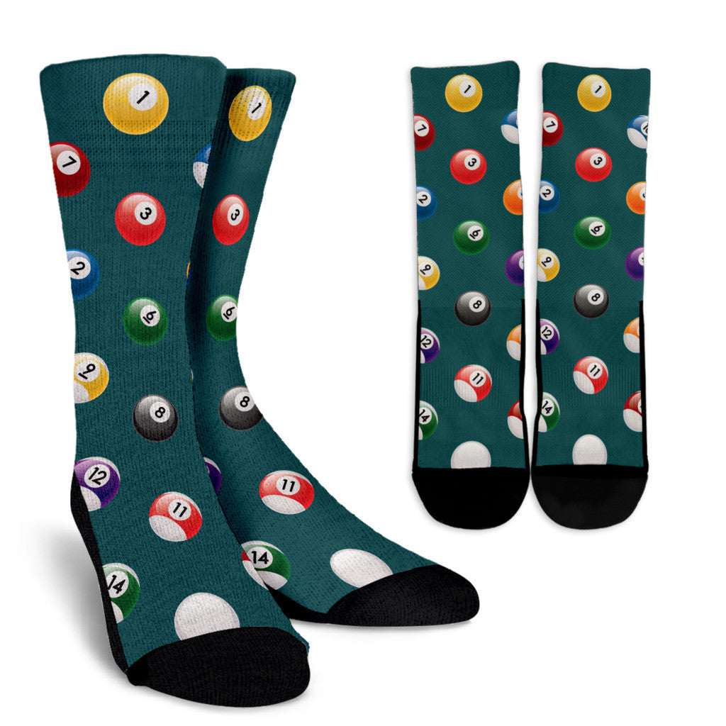 Billiard Socks