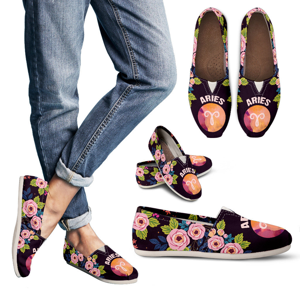 Aries Vibes Casual Shoes
