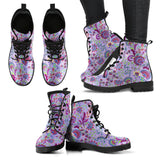 Floral Bohemian Boots
