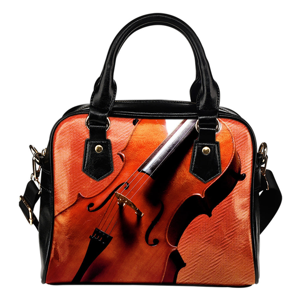 Cello Shoulder Handbag
