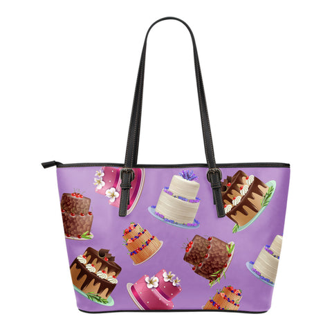 Cake Decorator Tote Bag