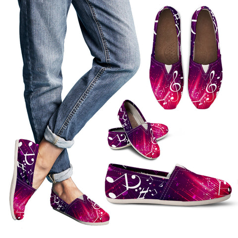 Magical Music Casual Shoes-Clearance