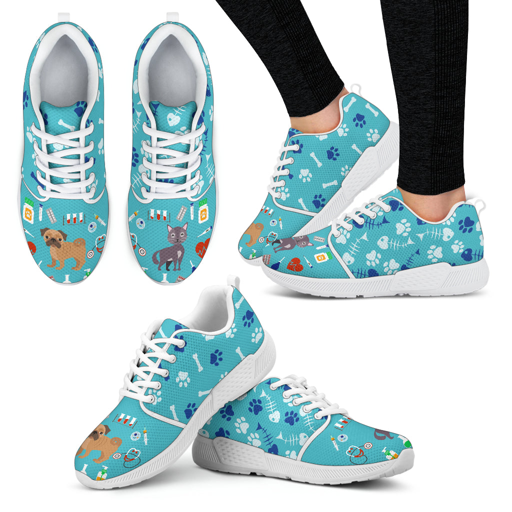 Veterinarian Athletic Sneakers