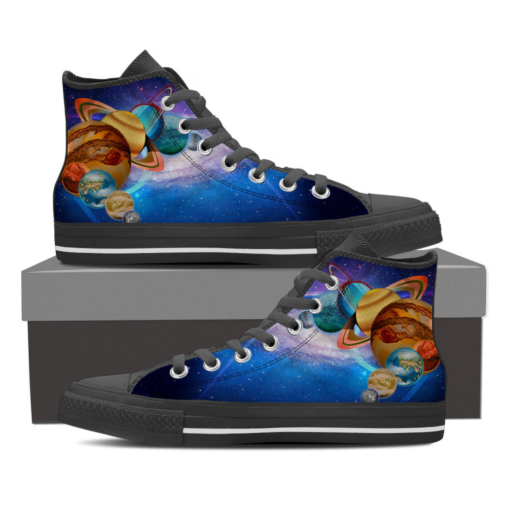 Solar System Shoes – Groove Bags