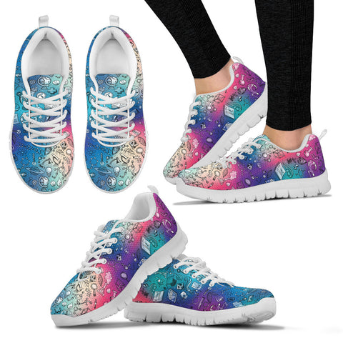 Rainbow Science Sneakers-Clearance
