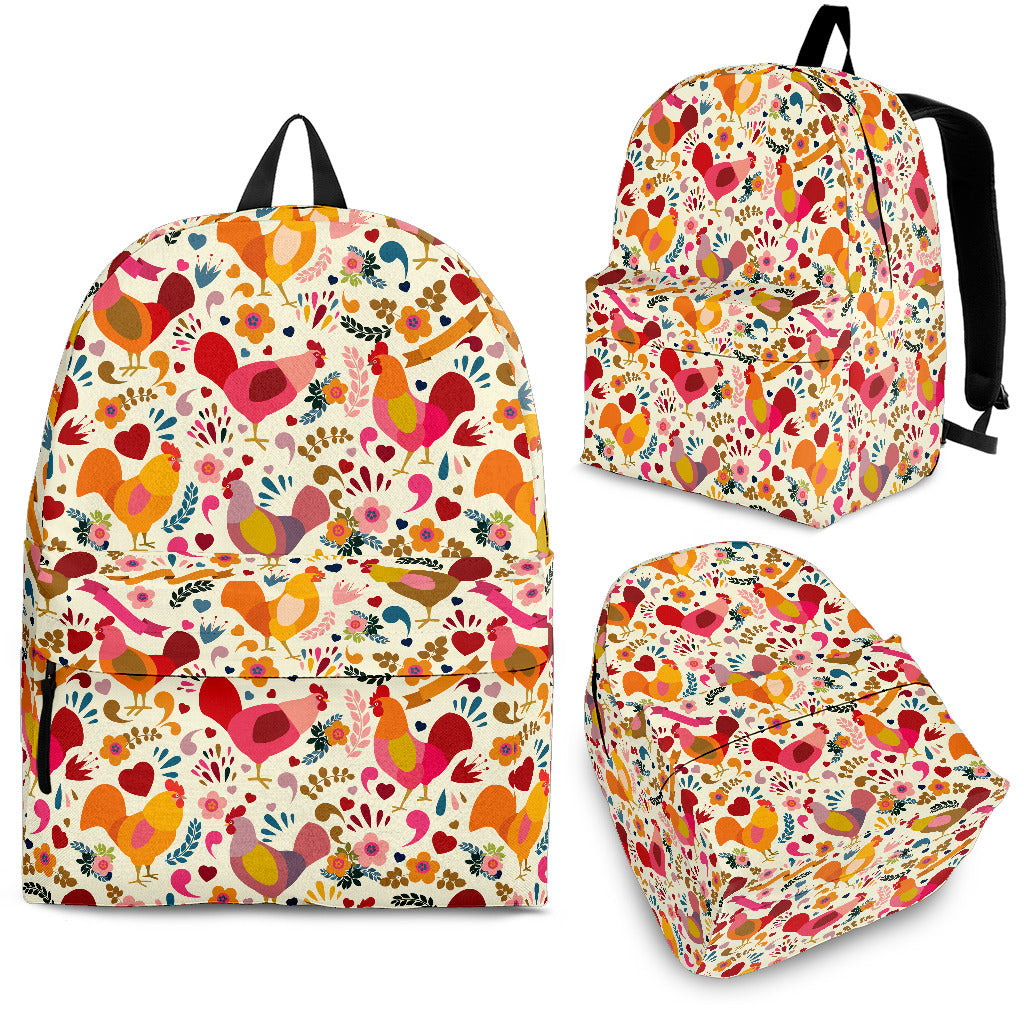890c4ae26d6f Adorable Chicken Backpack – Groove Bags