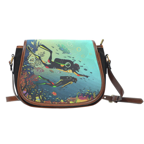 Scuba Saddle Bag