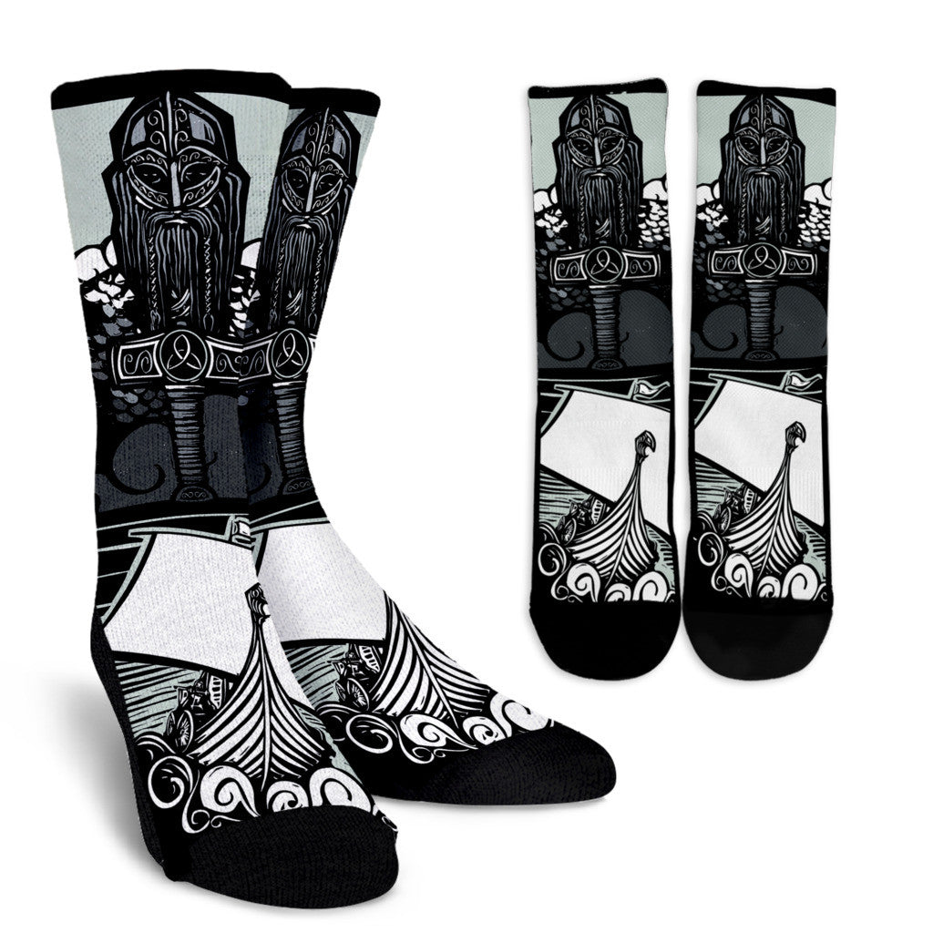 Viking Socks