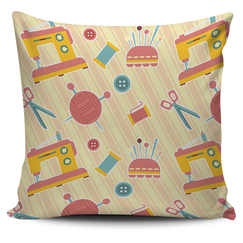 Sewing Pillow Cover