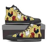 Art Chicken Shoe