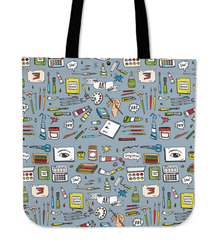 Fine Art Linen Tote Bag