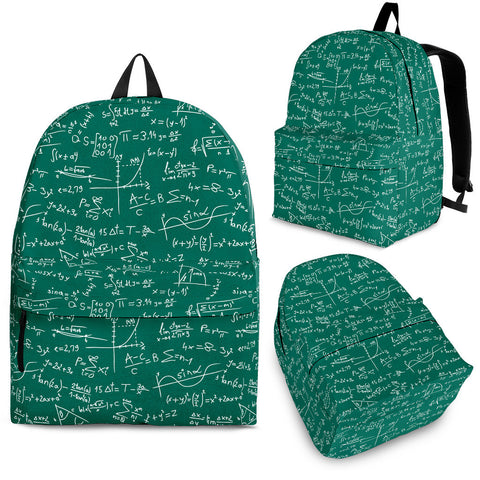 Math Formula Backpack